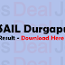 SAIL Durgapur Result 2017 | SAIL IISCO OCTT/ ACT Cut Off/ Merit List