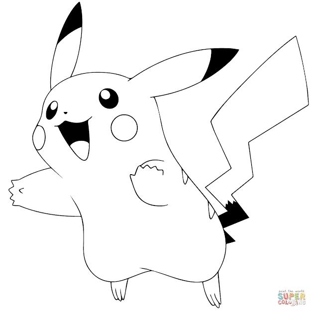 Pokmon Go Pikachu