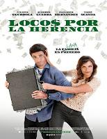 Poster de Locos por la herencia