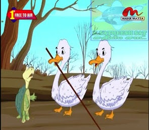 New Free to Air Cartoon TV channel Maha Cartoon Added on DD FreeDish