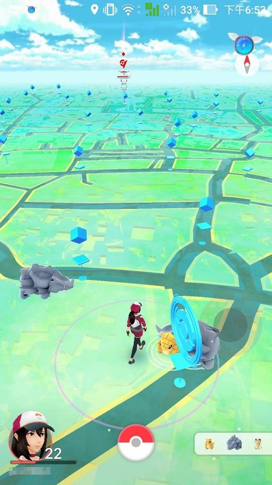 Screenshot 20160905 185315 - fly GPS - 手機虛擬搖桿讓你不必走動,也能原地移動 Pokemon GO 角色!