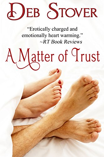 a-matter-of-trust, deb-stover, book
