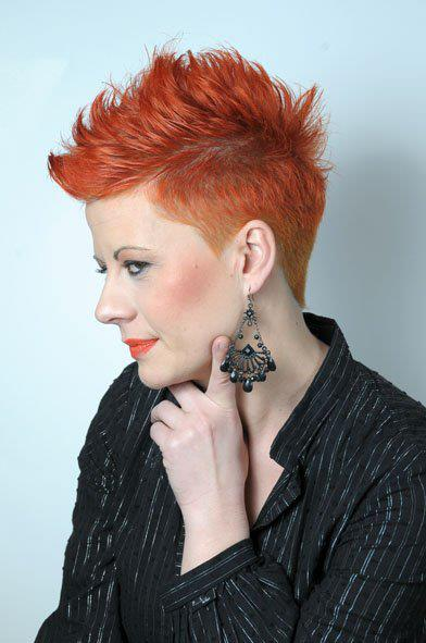 The Pixie Revolution: Hot Or Not: The Mohawk & Fauxhawk On