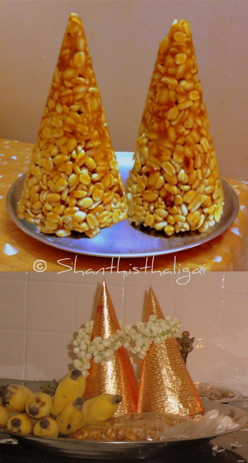How to make paruppu thengai, How to make paruppu thengai at home