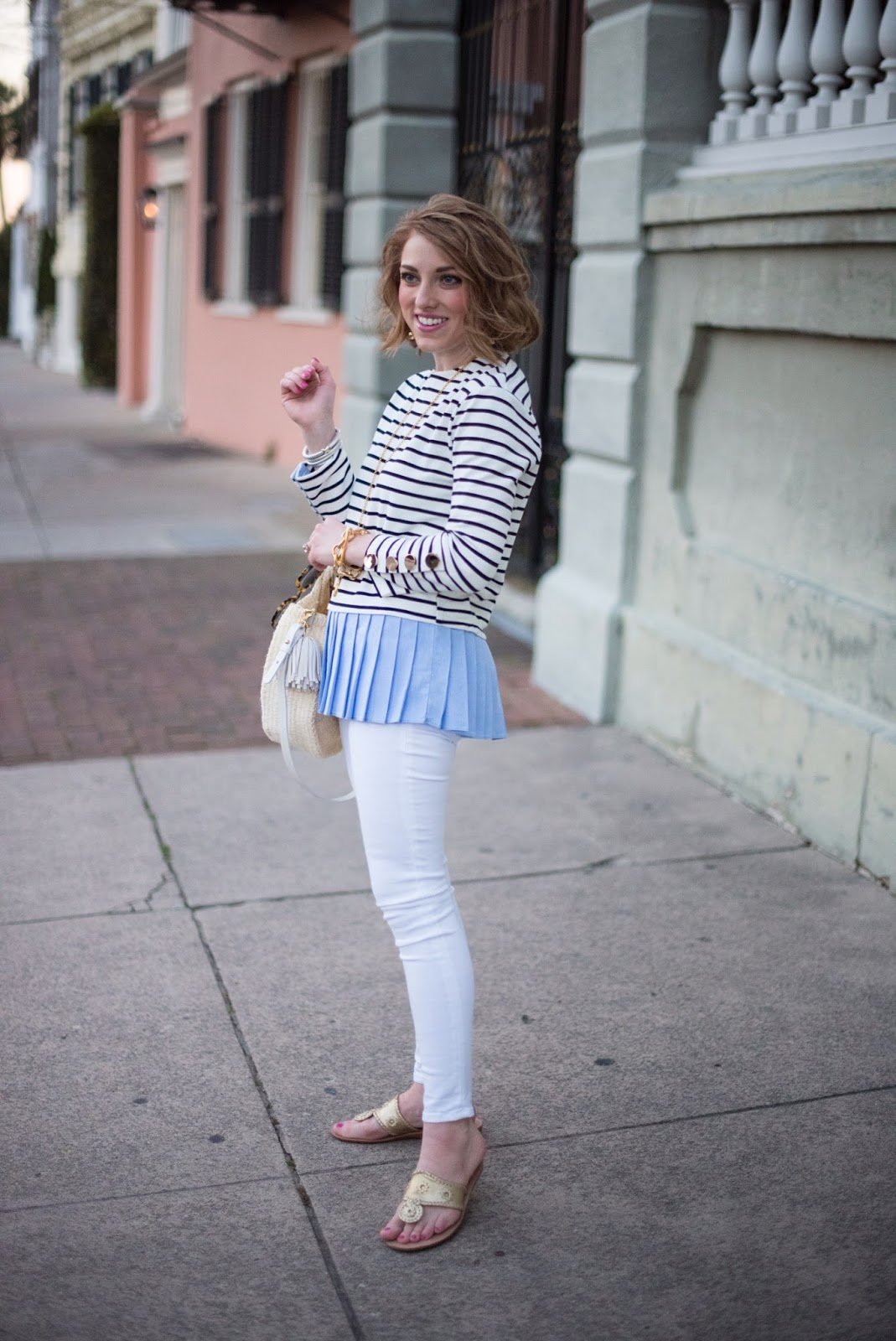 Spring Outfit Inspiration in Charleston, SC