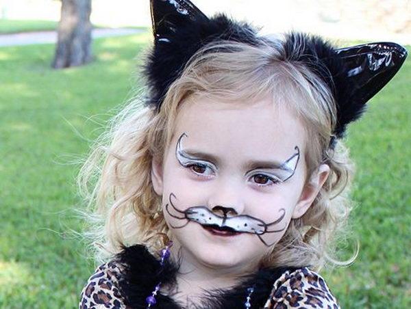 Kids Halloween Face Paint Ideas