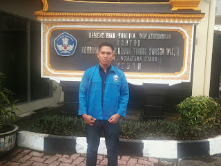 Delegasi UGL ke Kopertis Wilayah I Aceh - Sumut