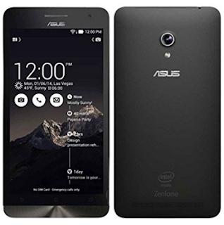 Cara Mudah Flash Asus Zenfone 6 A601CG Via Fastboot/SDCard Tanpa PC, Tested 100% Sukses