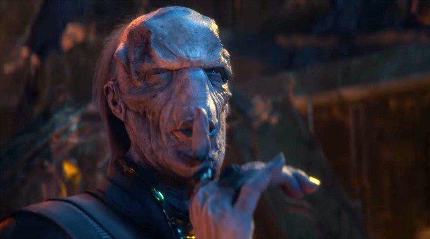 9d65839f1cf Quem é o vilão torturando o Doutor Estranho no trailer de Guerra Infinita