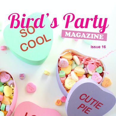 Bird's Party Magazine | The Love Issue 2017