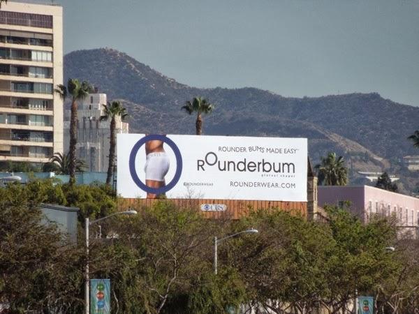 Rounderbum billboard West Hollywood