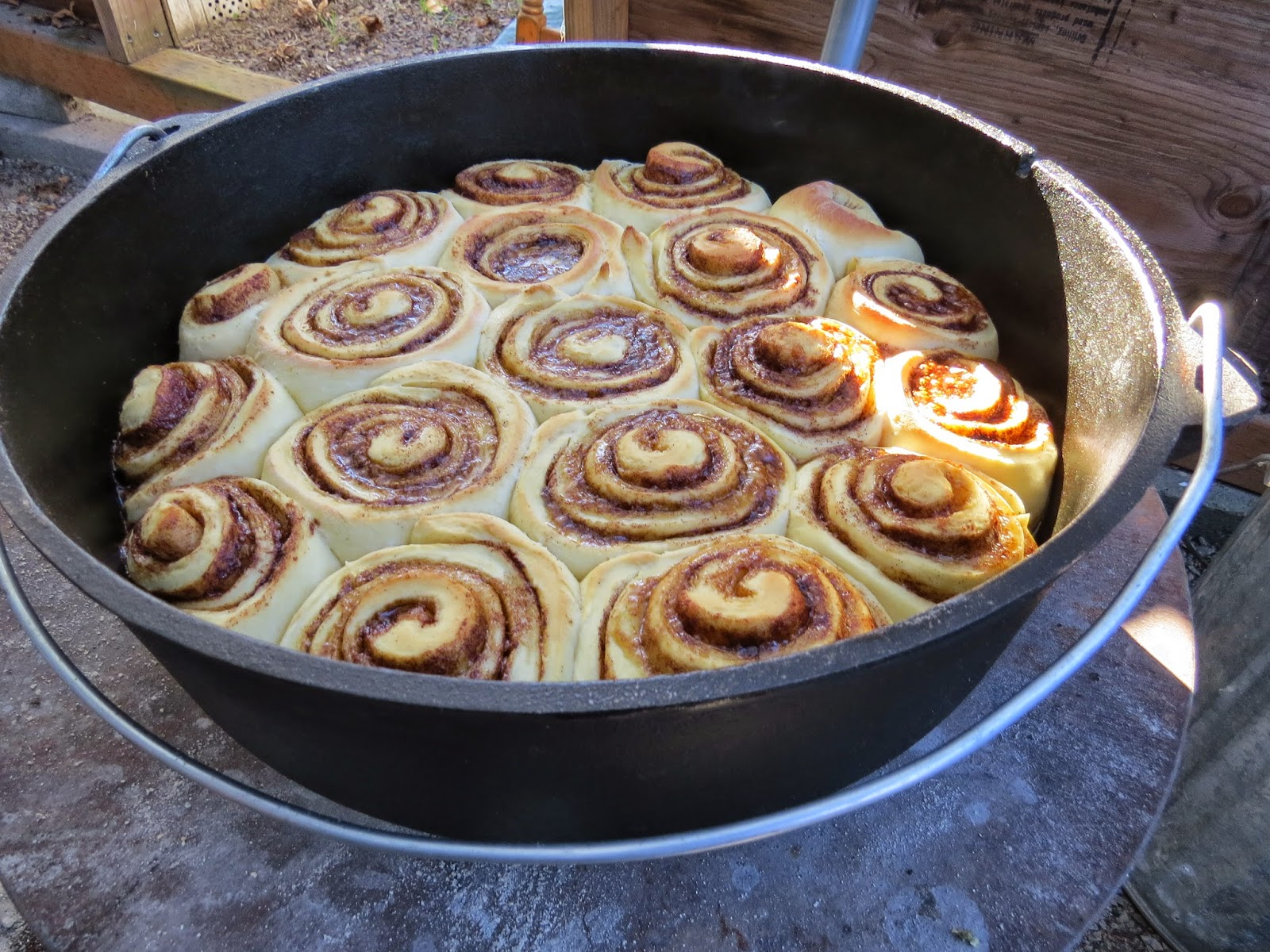 Trailhead Kitchen Dutch Oven Cooking