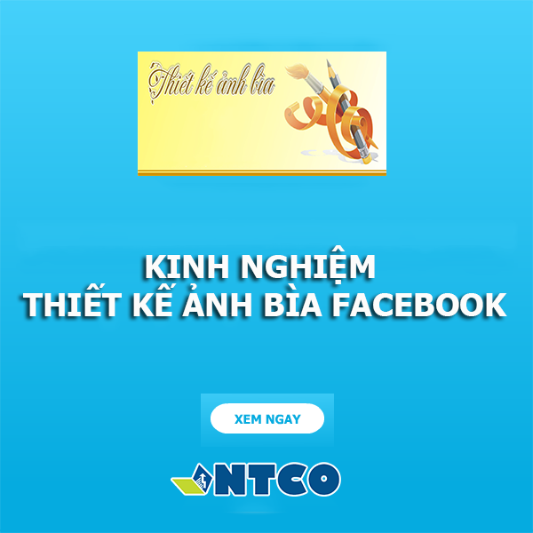 thiet ke anh bia facebook