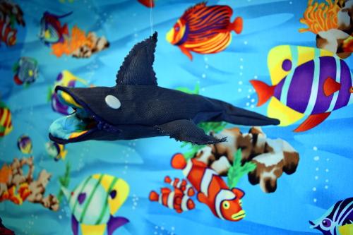 Retro.Frischling: Und der Haifisch ....