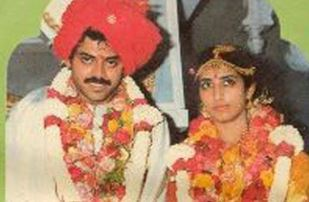 Venkatesh Marriage Photos
