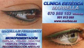tatuaje ojos Málaga micropigmentación ojos Málaga en la clínica estetica propone micropigmentación Málaga ojos y maquillaje permanente
