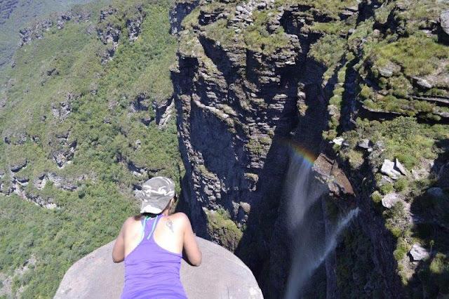 cachoeira da fumaça - vale do capão