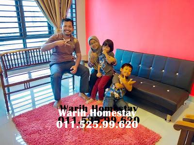 Warih-Homestay-Pn-Nurul-Sekeluarga
