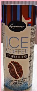 landosse ice coffee cappuccino