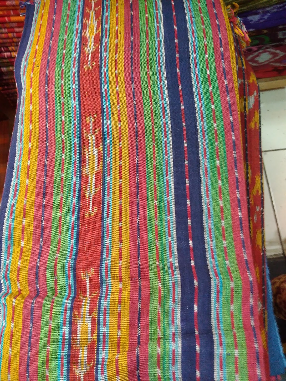 """""""Kain Tenun Ikat Flores"""" A Cultural Wealth From East Indonesia"""