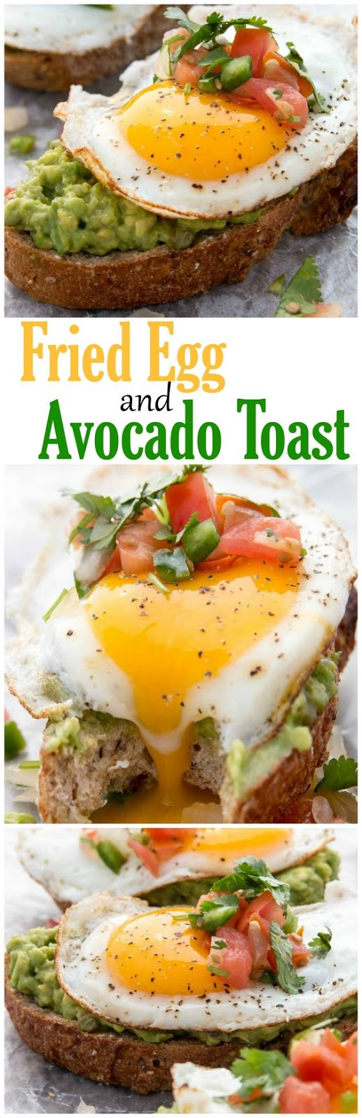 ★★★★☆ 7561 ratings | Fried Egg and Avocado Toast #HEALTHYFOOD #EASYRECIPES #DINNER #LAUCH #DELICIOUS #EASY #HOLIDAYS #RECIPE #Fried #Egg #Avocado #Toast