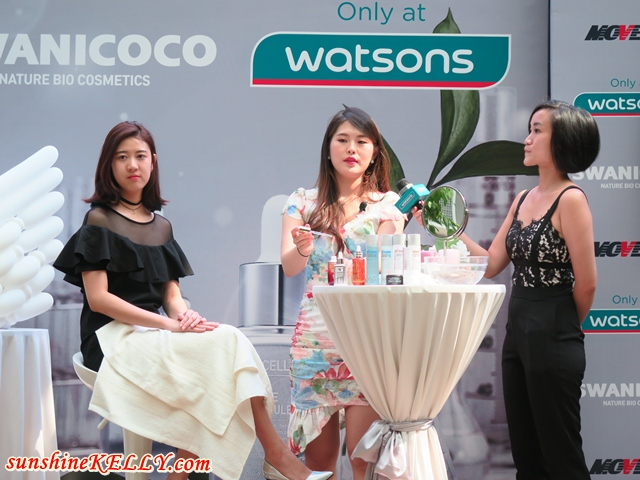 SWANICOCO Nature Bio Cosmetics in Malaysia at Watsons