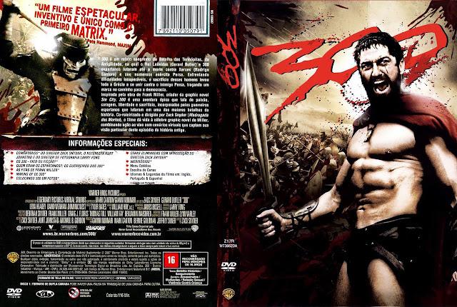 Capa DVD 300