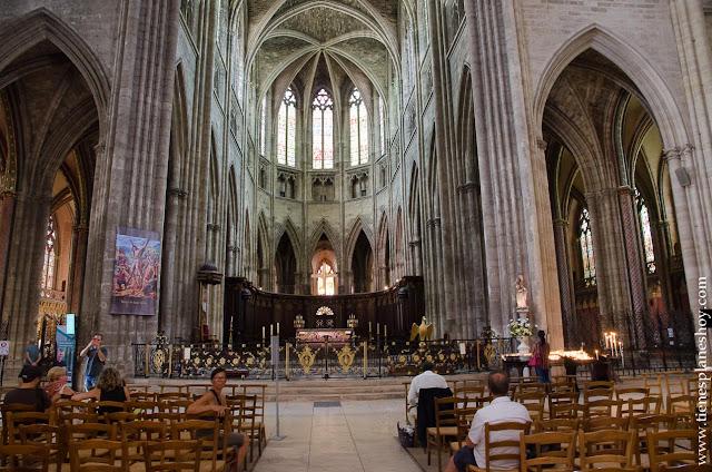 Catedral de Burdeos Bordeaux visitar viaje Francia