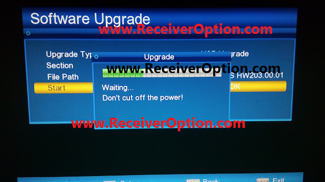 GX6605S HW203.00.012 POWERVU KEY SOFTWARE NEW UPDATE 105E 68E 66E FULL OK