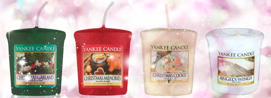 Yankee Candle Sviečky Notino
