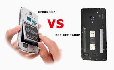 Cara Mengganti Baterai Non Removable dengan Baterai Removable