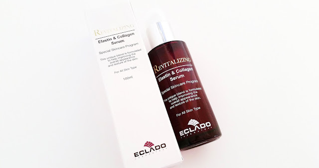Eclado Revitalizing Elastin & Collagen Serum