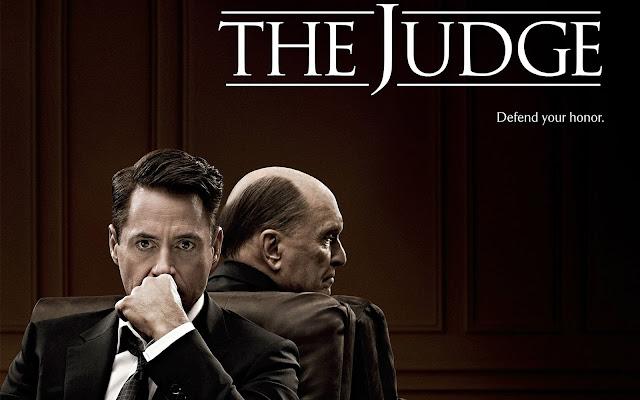 posterul filmului The Judge
