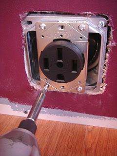 Nema 14 50 Plug >> Electric Work: Range Outlet