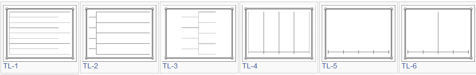 free printable timeline templates