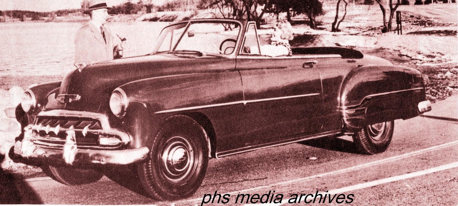 1952-53 Chevrolet De Luxe Convertibles   phscollectorcarworld