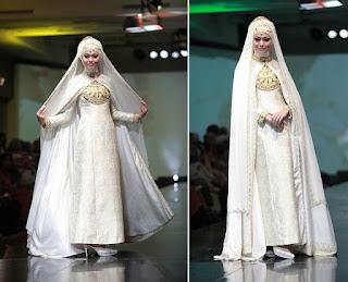 Trend Gaun Kebaya Muslimah Masa Kini