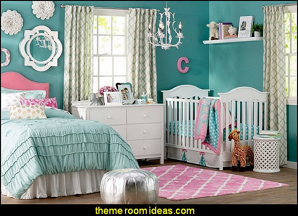 shared bedrooms ideas - decorating shared bedrooms