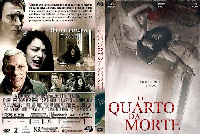 Capa DVD O Quarto Da Morte