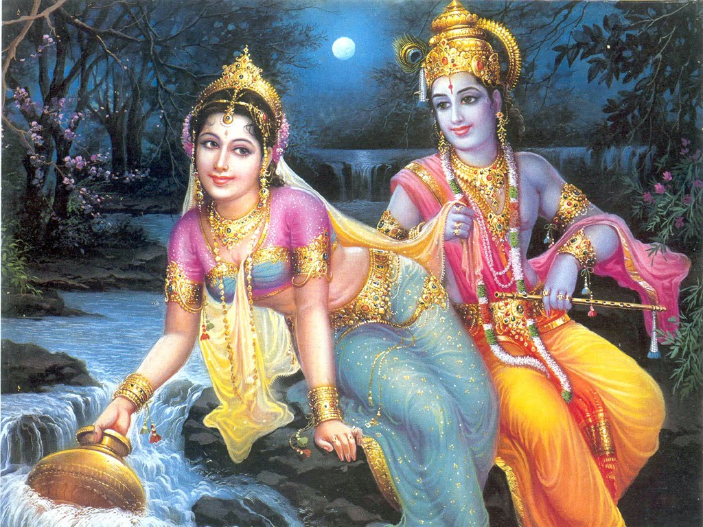 Radha Krishna HD Wallpapers [Full Screen]
