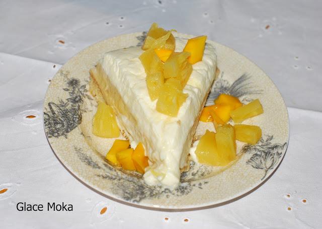 pineapple-mango-semifreddo, semifrio-de-piña-y-mango