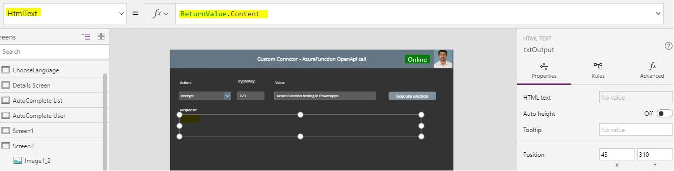 Create and configure custom connectors for PowerApps and MSFlow from