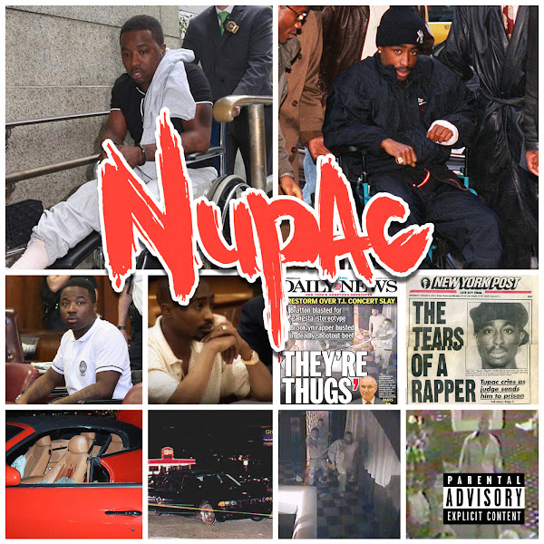 Troy Ave - NuPac Cover
