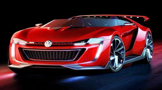 New 2016 2018 Volkswagen Gti Roadster Review
