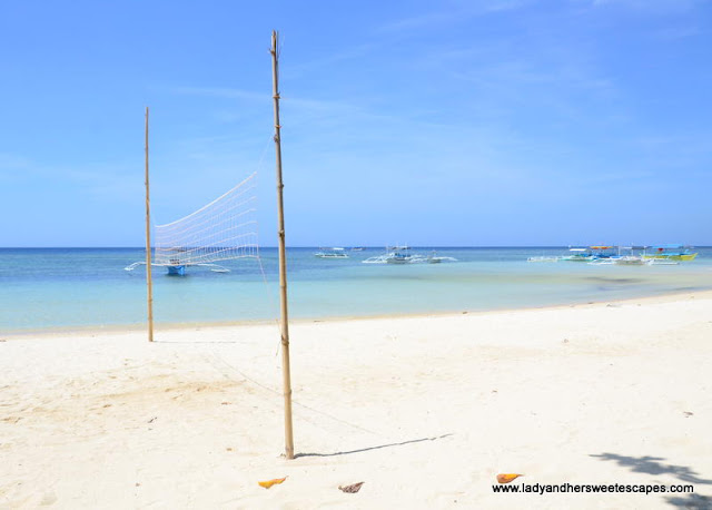 Punta Ballo beach in Sipalay