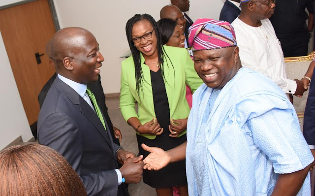 How Lagos reflated economy to overcome recession - Ambode