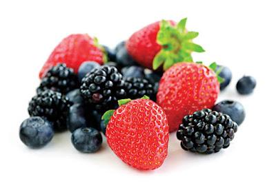 berries menu sehat sarapan pagi