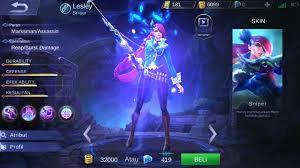 Inilah Hero Baru Mobile Legends Yang Siap Rilis di Server Global