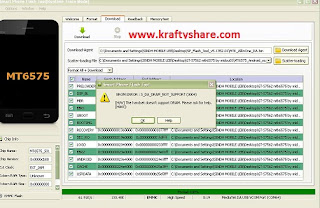 How To Solve SP Flash Tool Errors