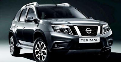 Nissan Terrano AMT pics